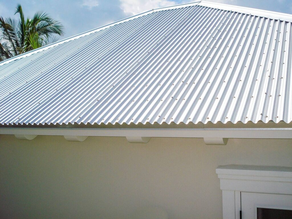 Corrugated Metal Roof-Miami Gardens Metal Roofing Installation & Repair Team