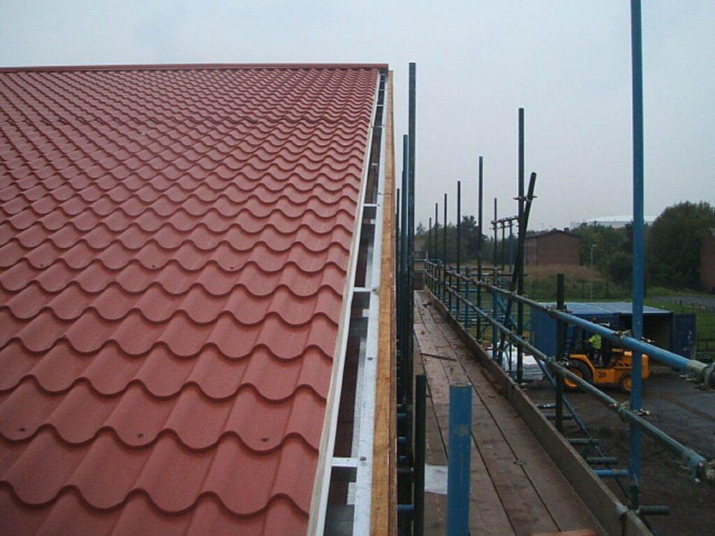 Metal Tile Roof-Miami Gardens Metal Roofing Installation & Repair Team